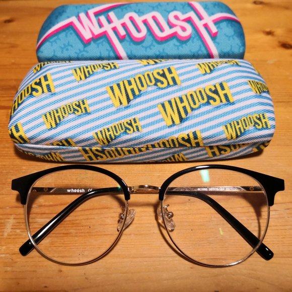 Eyeglasses + Case